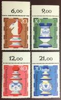 Germany Berlin 1972 Chess MNH - Nuevos