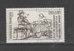 FRANCE / 1983 / Y&T N° 2258 : Journée Du Timbre (Rembrandt) - Usuel - Oblitérés