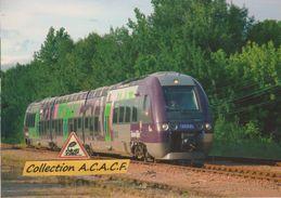 """Autorail B 81669 """"TER Rhône-Alpes"""", à Loches (37) - - Loches"""