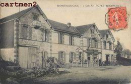 MONTSAUCHE GRAND HOTEL TERMINUS 58 - Montsauche Les Settons