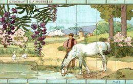 Publicité CHOCOLAT D'AIGUEBELLE - Advertising