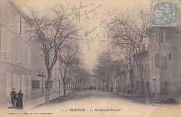 (18)  PERTUIS - Boulevard Pécourt - Pertuis