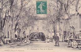(18)  PERTUIS - Place De La Murette - Pertuis