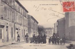 (18)  PERTUIS - Rue D' AIX - Pertuis