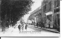 MONTLUCON -  Avenue De La Gare - Montlucon