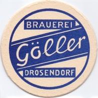 #D159-036 Viltje Brauerei Göller - Sous-bocks