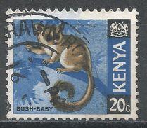Kenya 1966. Scott #23 (U) Senegal Bush - Kenya (1963-...)