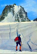Catena Del Monte Bianco - 363 - Formato Grande Non Viaggiata – E 2 - Unclassified