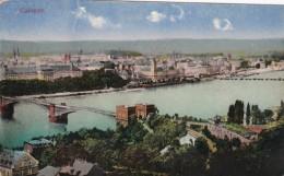 Germany Koblenz River Front