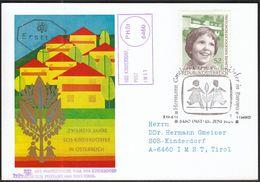 Austria Imst 1969 / 20 Jahre SOS Kinderdorf - Childhood & Youth