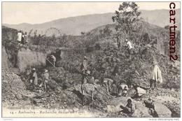LA RECHERCHE DE L´OR EN FORET A AMBOSITRA MADAGASCAR MINE GOLD - Madagascar