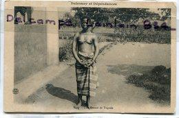-  22 - Dahomey  Et Dépendance, Une Beauté Togolaise, Seins Nus, Belle Poitrine, Non écrite, -BE, Scans.. - Dahomey