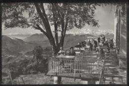 CPSM - LUGANO - S.SALVATORE - TERRAZZA DELL ALBERGO VETTA - Edition Wehrli A.G. - TI Tessin