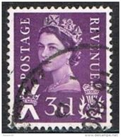 Scotland SG S7 1968 3d Good/fine Used - Regional Issues