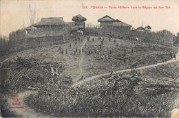 TONKIN POSTE MILITAIRE REGION DU YEN-THE INDOCHINE VIETNAM GUERRE - Vietnam