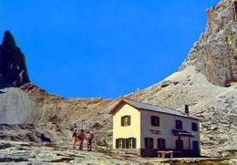 Rifugio Carducci - Forcella Giralba - Club Alpino Italiano Sez. Di Auronzo - 440 - Formato Grande Non Viaggiata – - Italia