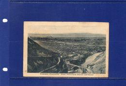 ##(003)POSTCARDS -Bridges  -Italy- 1920's - Gorizia -  Railway Bridge Salcano Sull'Isonzo - Uncirculated - Postcards