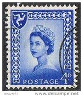 Isle Of Man SG3 1966 Definitive 4d Good/fine Used [29/26546/25D] - Regionalmarken