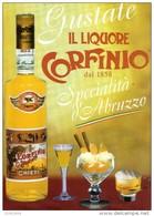 CHIETI - GUSTATE IL LIQUORE CORFINIO Specialità D'Abruzzo - Publicité