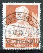 ALEMANIA REICH-Mi. 560-Yv. 517 -N-10443 - Oblitérés