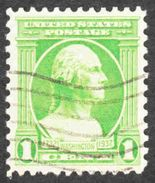 United States - Scott #705 Used (1) - Stati Uniti