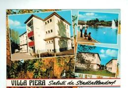 18182  CPM Villa Piera , Saluti De STADTALLENDORF    , Jolie Carte  Multivues  ! 1981 - Stadtallendorf