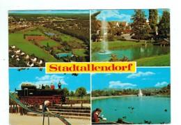 18183  CPM   STADTALLENDORF    , Jolie Carte  Multivues  ! 1981     ACHAT DIRECT - Stadtallendorf