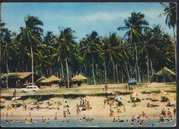 °°° 6565 - TOGO - LA PLAGE AUX ENVIRONS DE LOME' - 1977 With Stamps °°° - Togo
