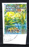 San Marino -  1995. Flora Palustre. - Vegetazione
