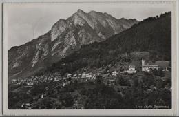 Loco (Valle Onsernone) Panorama - Photo: W. Borelli - TI Tessin