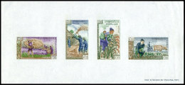 Laos, 1963, Freedom From Hunger, FAO, Food And Agriculture Organization, United Nations, MNH, Michel Block 31y - Laos