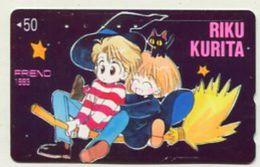TK 26781 JAPAN - 110-011 Cartoon - Comics