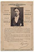 PLEBISCITE De 1873 - Remerciements De NAPOLEON III Le 15 Août 1873 - Photographie Hermann - Documents Historiques