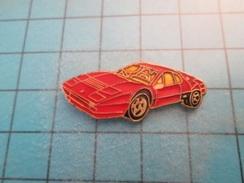 Pin1310 Pin´s Pins : BEAU ET RARE : FERRARI F40  , Marquage Au Dos : - ---- - - Ferrari