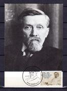 """Carte Maximum De 1981 """" DR OVIDE DECROLY """". N° YT 2009. Parfait état. CM - Cartes-maximum (CM)"""