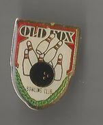 Pin´s Old Fox Bowling Club - Bowling