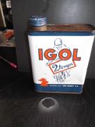 Bidon Huile 2 Temps IGOL - Other