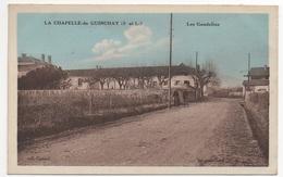 71 SAONE ET LOIRE - LA CHAPELLE DE GUINCHAY Les Gandelins (voir Descriptif) - Frankreich