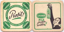 #D159-088 Viltje Grüner - Sous-bocks