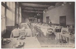 74 HAUTE SAVOIE - TALLOIRES Salle à Manger De L'hôtel De L'Abbaye - Talloires