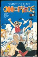 325/345   MANGA ONE PIECE N. 1  YOUNG 86 MENSILE LUGLIO 2001 EIICHIRO ODA EDIZIONE STAR COMICS EDIZIONE ITALIANA - Manga