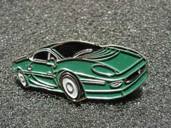 PIN´S LOGO JAGUAR XJ 220 EDITIONS ATLAS - Jaguar