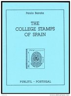 SPAIN, College Stamps Of Spain, By Paulo Barata - Revenue Stamps