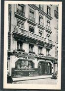 CPA - PARIS - MONTANA HOTEL, 12 Rue St Roch - Paris (01)