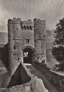 CPA ANGLETERRE Isle Of Wight - Carisbrooke Castle - The Gatehouse From The West - Angleterre