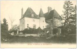 28 ARROU. Château De Bois-Besnard - France