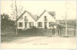28 ARROU. Les Chalets Vers 1900 - France