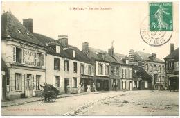 28 ARROU. Rue Des Diamants 1909 Café Du Commerce - France