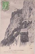 Suisse : Chemin De  Fer- Train  Du  Salève ( Edit. A Geneve) - Zwitserland