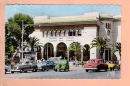 Cpa Cartes Postales Ancienne - Casablamca L Hotel Des Postes 298 - Casablanca